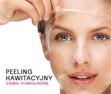 Peeling Kawitacyjny